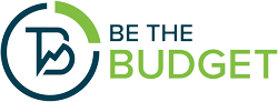 Be The Budget logo