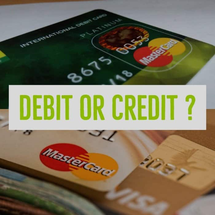 Credit Card Or Debit Card Feature Image