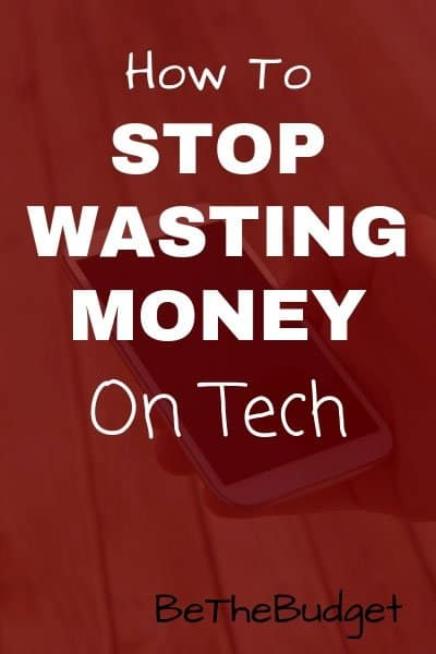 How to eliminate wasteful spending on tech.