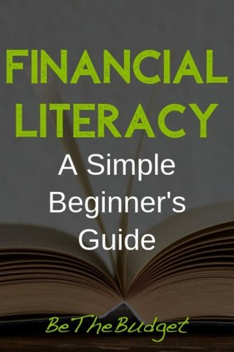 Financial Literacy: A Simple Beginner's Guide | BeTheBudget