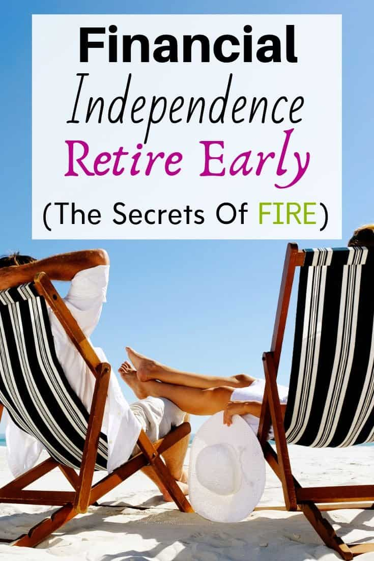 Financial Independence Retire Early, The Secrets Of FIRE   BeTheBudget