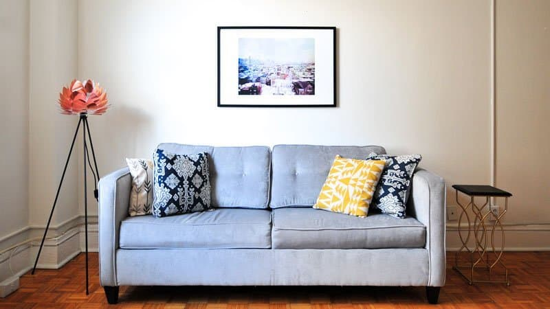 Living room checklist for your first apartment | BeTheBudget