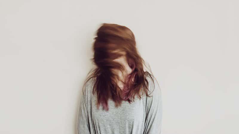 Shake things up | Girl shaking her head | BeTheBudget
