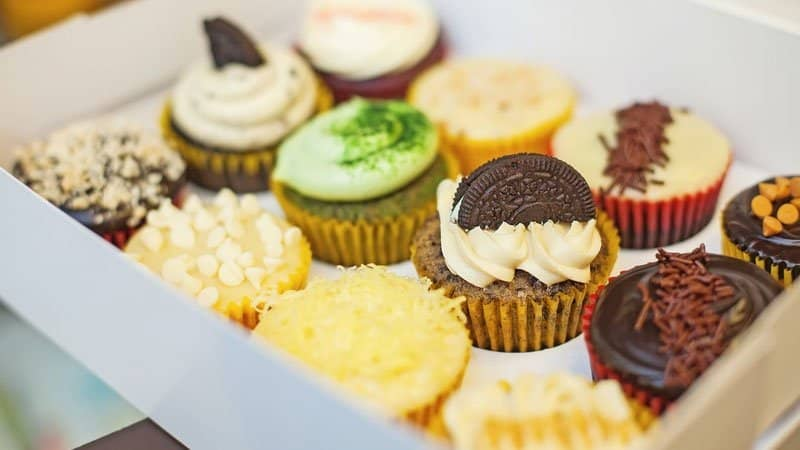 Calculating your cupcake baking time | Be The Budget