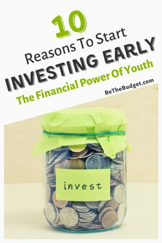 10 reasons to start investing early | The financial power of youth | Be The Budget