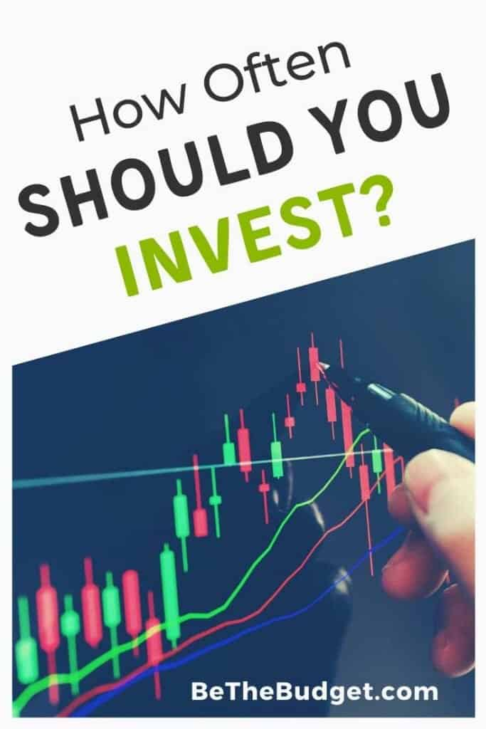 How Often Should You Invest? | Be The Budget
