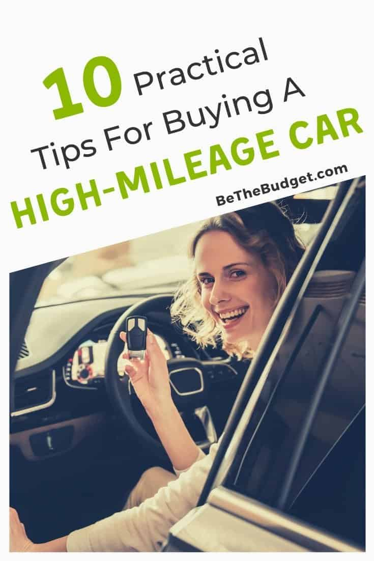 10 practical tips for buying a high-mileage car | Be The Budget