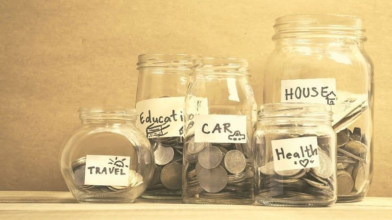 Multiple Savings Accounts: The Secret To Budgeting? | Be The Budget