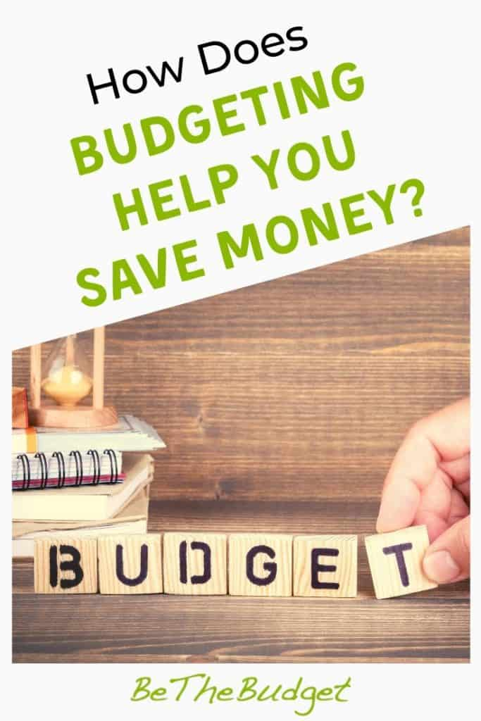 Budgeting Helps You Save Money | Be The Budget