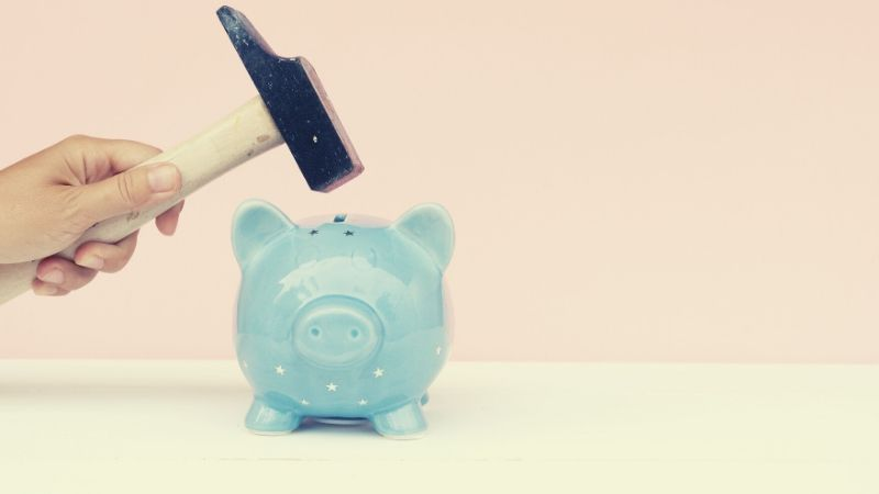 What's the point of a savings account? | Be The Budget