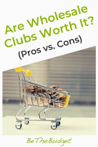 Are wholesale clubs worth it? | Be The Budget