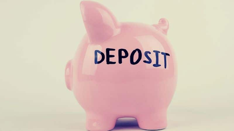 Can you deposit a check into a savings account? | Be The Budget