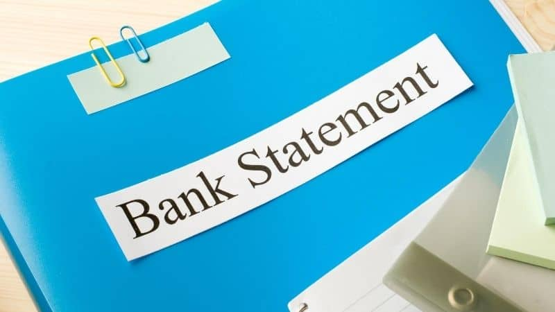 What Does Counter Credit Mean On A Bank Statement? | Be The Budget