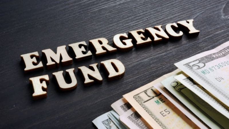 the best (and worst) places to keep an emergency fund | Be The Budget
