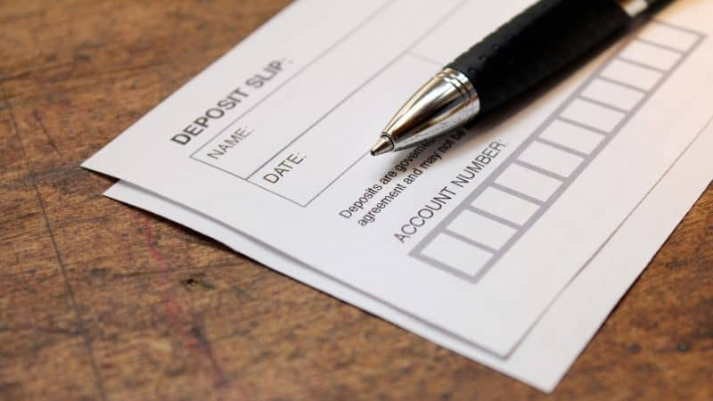 Can you deposit a check for someone else? | Be The Budget