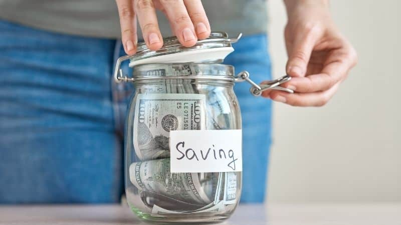 Is a savings account an asset? | Be The Budget