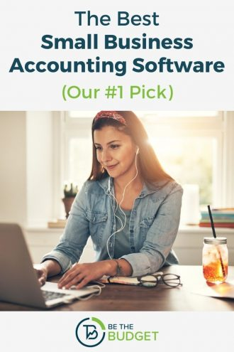 Best small business accounting software - our #1 pick | Be The Budget