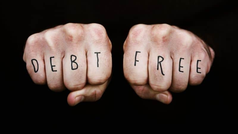 Is being debt-free worth it? | Be The Budget