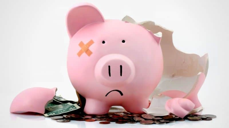 How to stop dipping into your savings account: 10 simple tips   Be The Budget