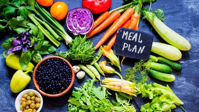 Meal planning on a budget | Be The Budget