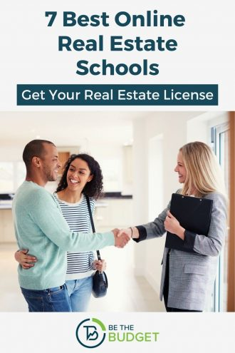 7 Best Online Real Estate Schools | Be The Budget