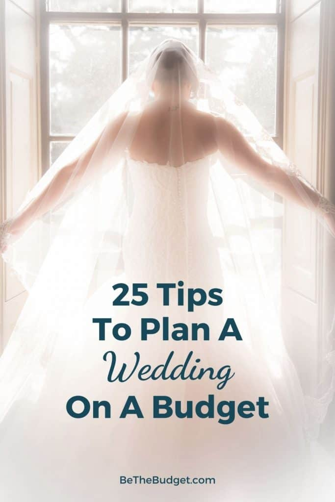 How to plan a wedding on a budget: 25 tips | Be The Budget