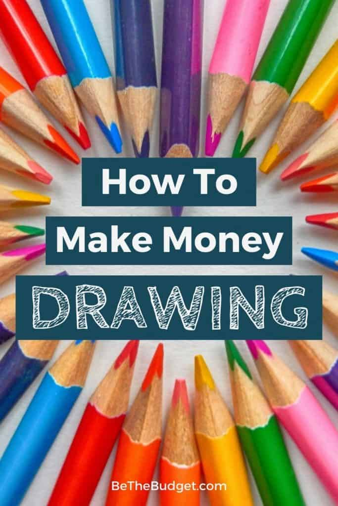 How to make money drawing | Be The Budget