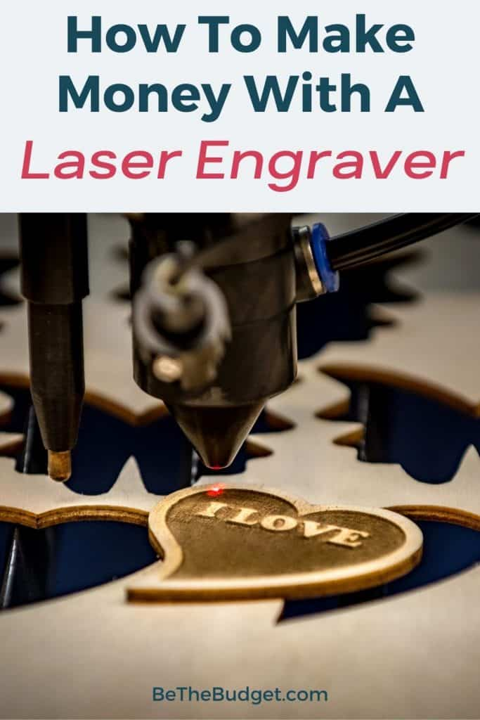 How To Make Money With A Laser Engraver | Project Ideas | Be The Budget
