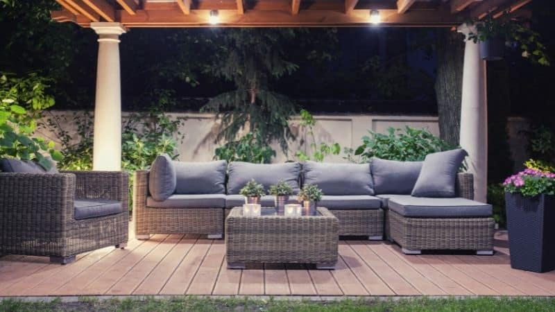 best places to buy affordable patio furniture | Be The Budget