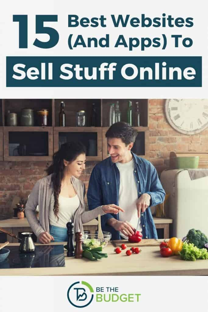 15 best websites to sell your stuff online   Be The Budget