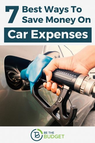 7 best ways to save money on car expenses | Be The Budget